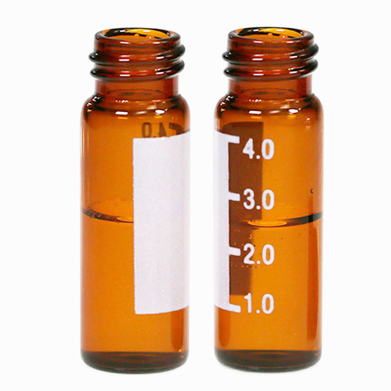 2ml autosampler vial4ml amber screw top vials for sale