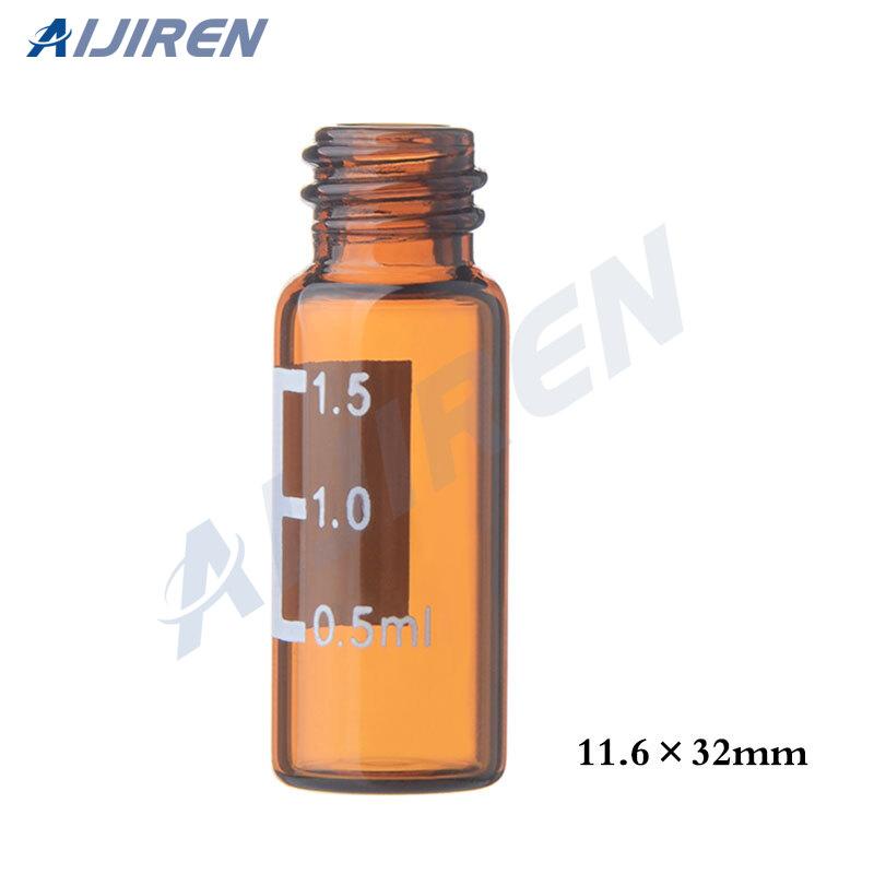 2ml autosampler vial1.5ml 8-425 Screw Neck Glass Sample Vials