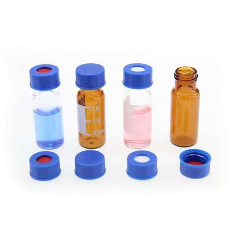 2ml autosampler vial1.5ml Clear/Amber 9mm Short Thread Vials