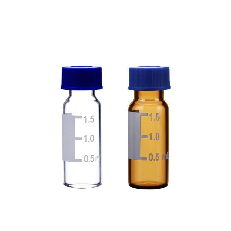 2ml autosampler vialChina 9mm Chromatography Vials Supplier