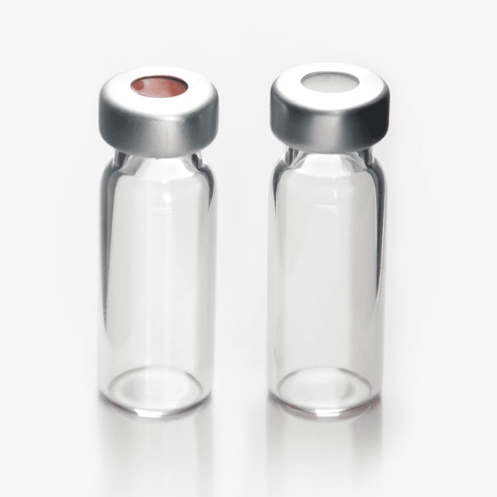 2ml autosampler vialWide Openning Crimp Top Hplc Sample Vials