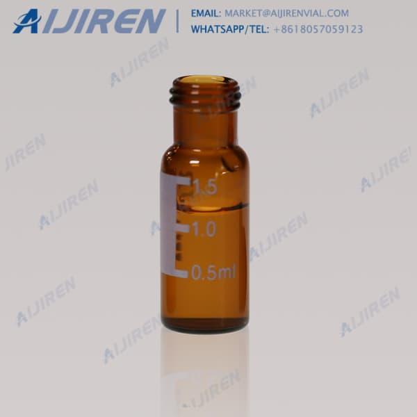 2ml autosampler vialAV945 amber screw chromatography  supplier
